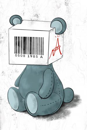 Barcode bear